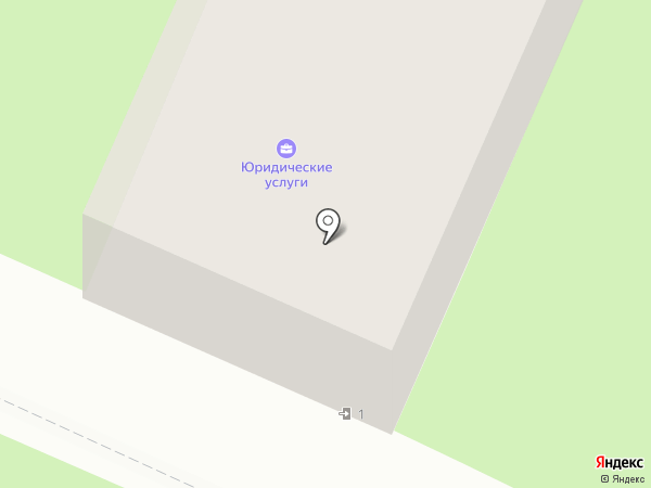Нотариус Левинская И.М. на карте Вологды