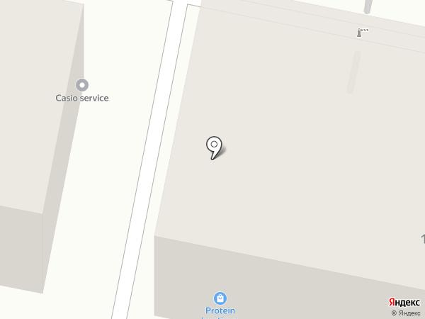 Настройка на карте Ярославля