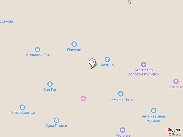 Татьянин день на карте Вологды