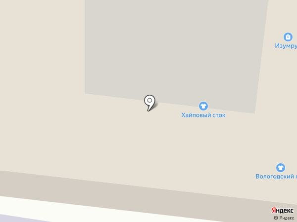 Kidzo на карте Вологды