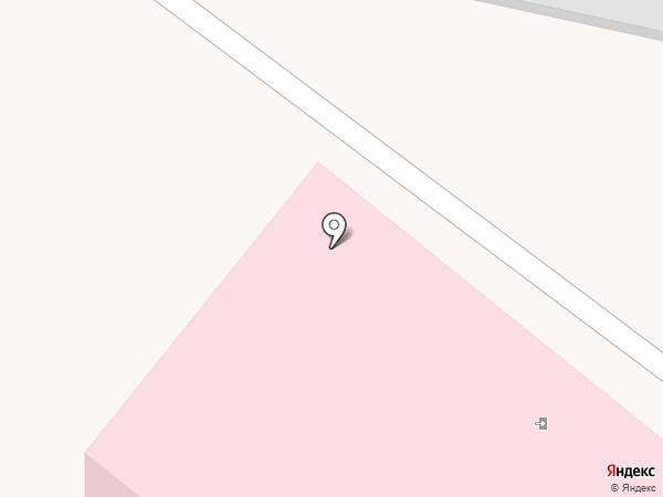 Дорожная клиническая больница на карте Ярославля