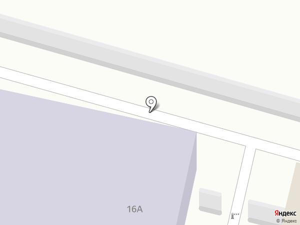 ЯРХЛЕБ на карте Ярославля