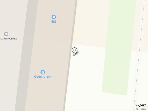 Скидиа на карте Вологды