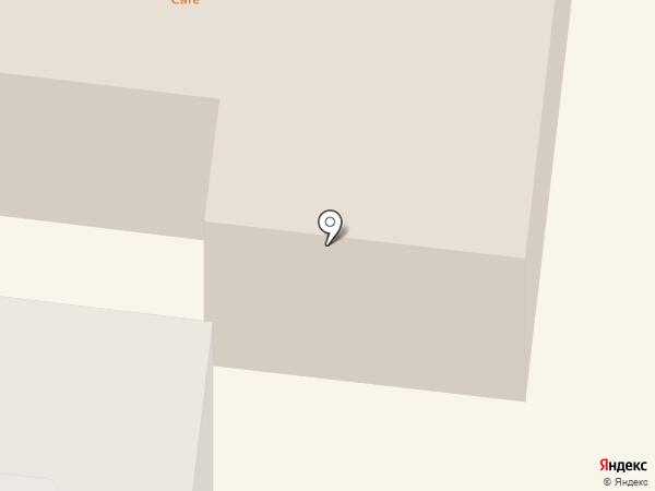 Магазин товаров для вязания на карте Вологды
