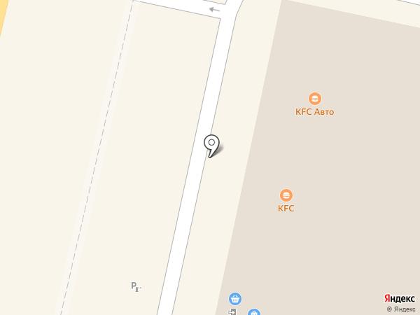 Банкомат, Татфондбанк, ПАО на карте Ярославля