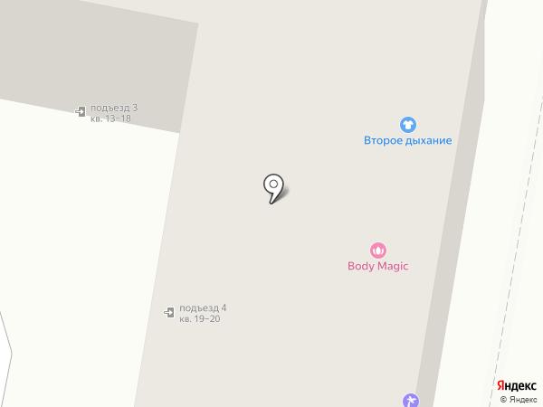 Юниор Центр на карте Ярославля