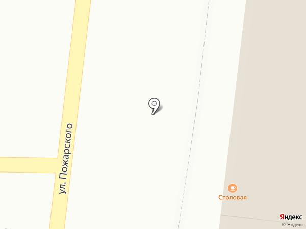 Овсбей на карте Ярославля