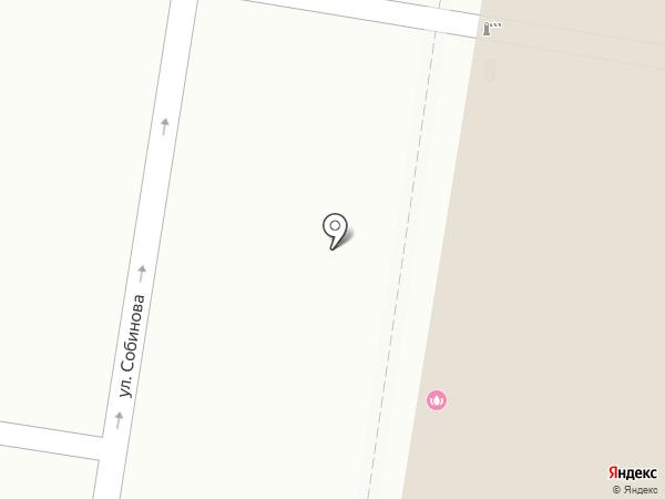 Частный парикмахерский кабинет на карте Ярославля