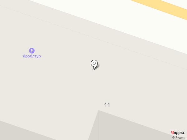 BoutiQue на карте Ярославля