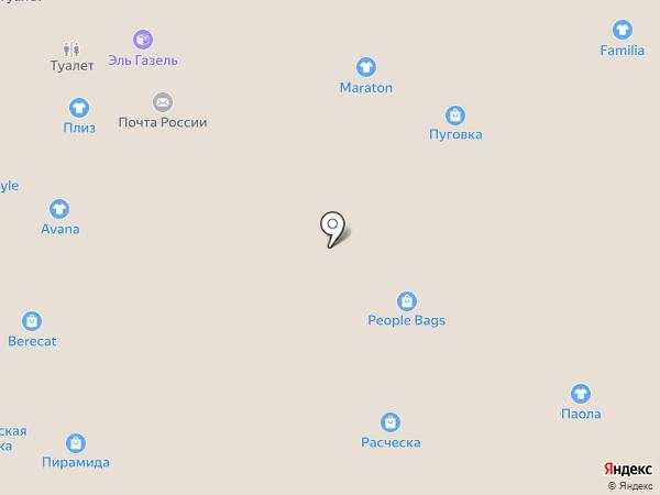 Kara Bala на карте Ярославля