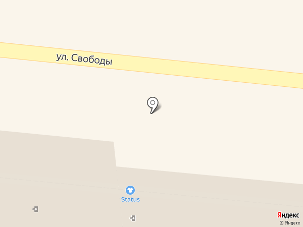 Сандаловый Ветер на карте Ярославля