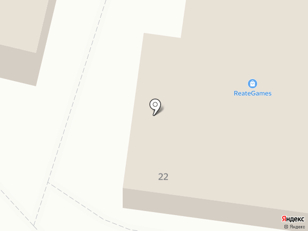 Магия Камня на карте Вологды