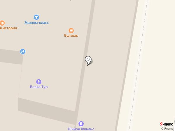 Бюро переводов на карте Вологды