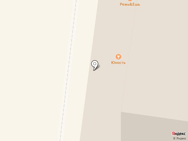 Огонек на карте Вологды