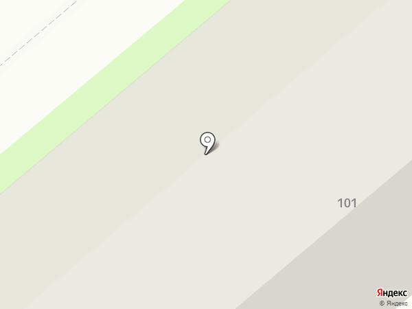 Центр Профи на карте Вологды