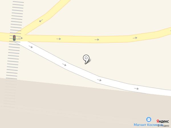 Мак на карте Ярославля