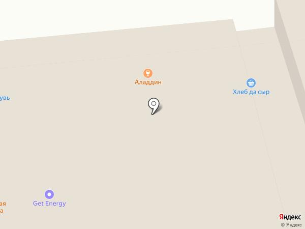 Просто на карте Ярославля
