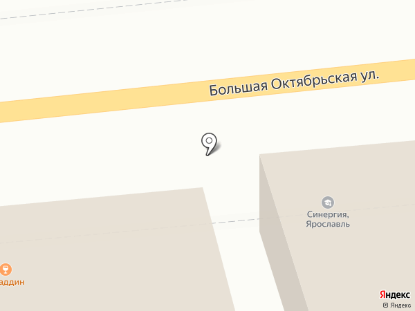 Ярославские магниты на карте Ярославля