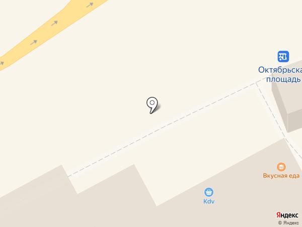 Закусочная на карте Ярославля
