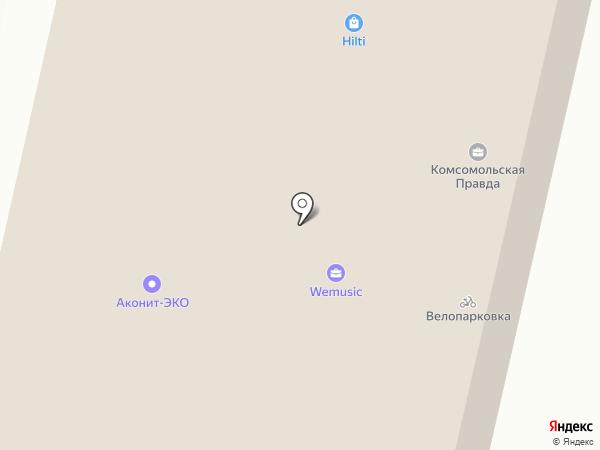 СДМ Авто на карте Ярославля
