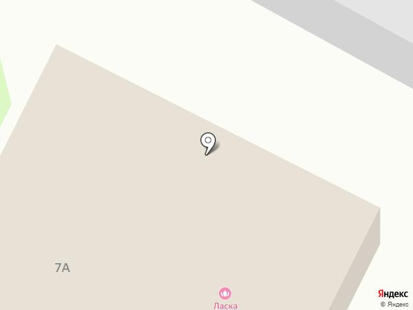 Бангкок на карте Вологды
