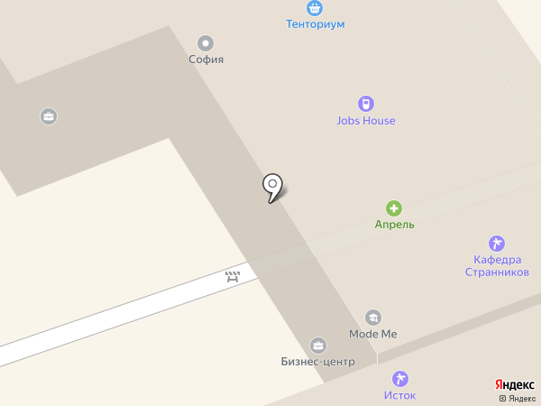РосАвтоЮрист на карте Ярославля