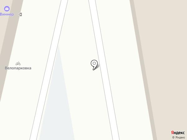76 Тойс на карте Ярославля