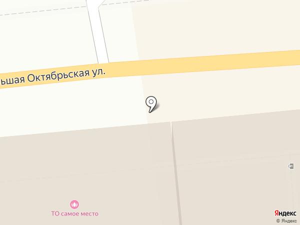 Ярославское экскурсионное бюро №2 на карте Ярославля