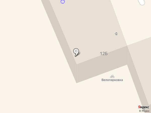 HookahPlace на карте Ярославля