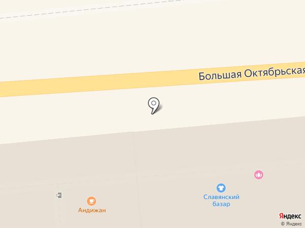 ГРИНЛАЙТ на карте Ярославля