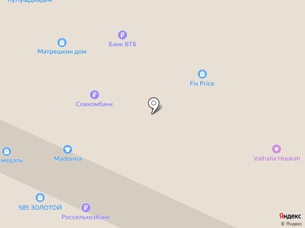 Крошка.ru на карте Вологды