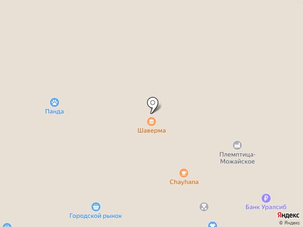 Кафе на карте Вологды