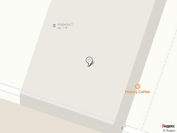 GRIF на карте Ярославля