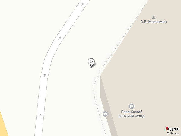 Верхняя Волга, ГАУ на карте Ярославля
