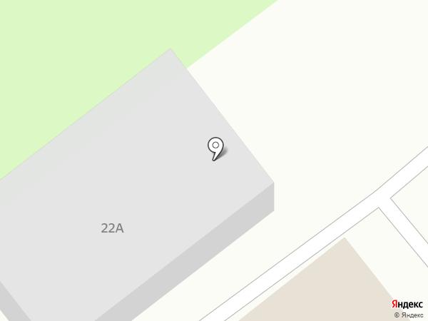 Покрышкин на карте Вологды