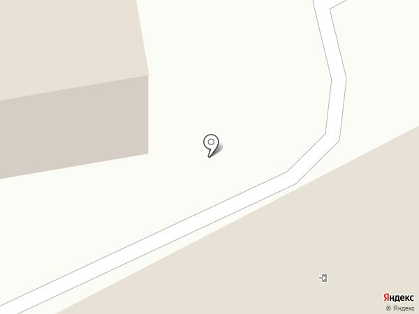 Стрелец на карте Ярославля