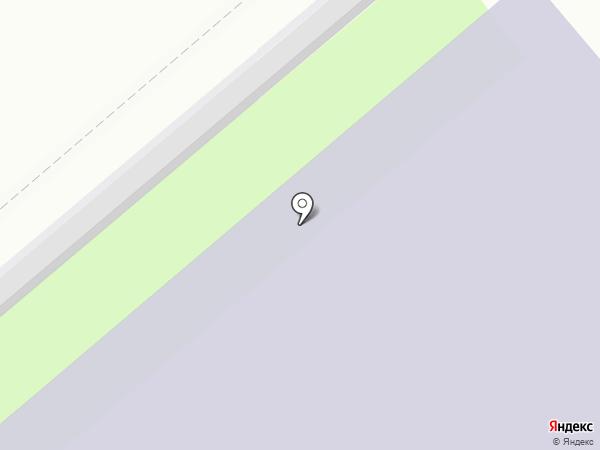 Средняя общеобразовательная школа №39 на карте Вологды
