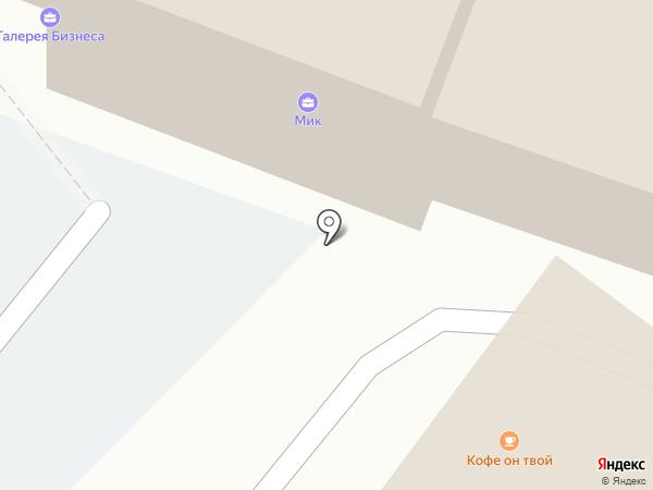 А-Мастер на карте Ярославля
