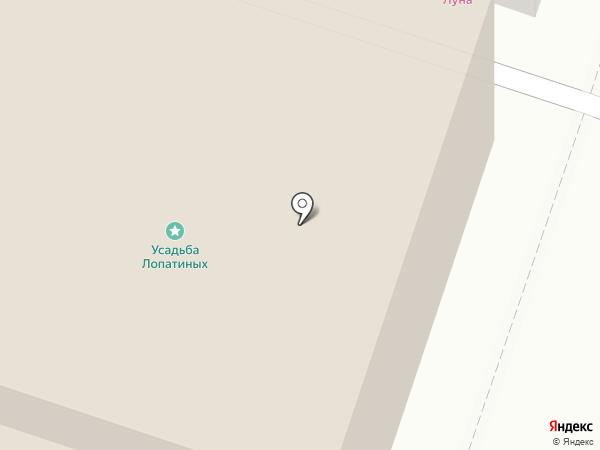 Ярославский областной суд на карте Ярославля