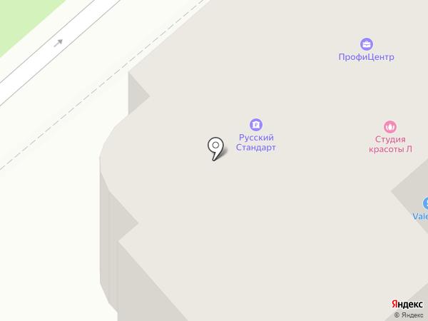 СпецТехИмпорт на карте Вологды