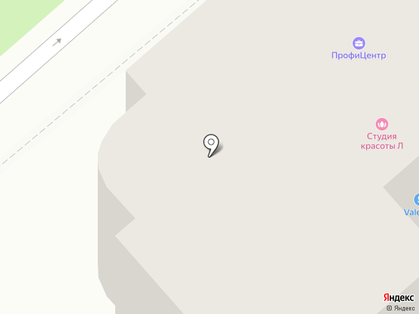 Фэнстер на карте Вологды