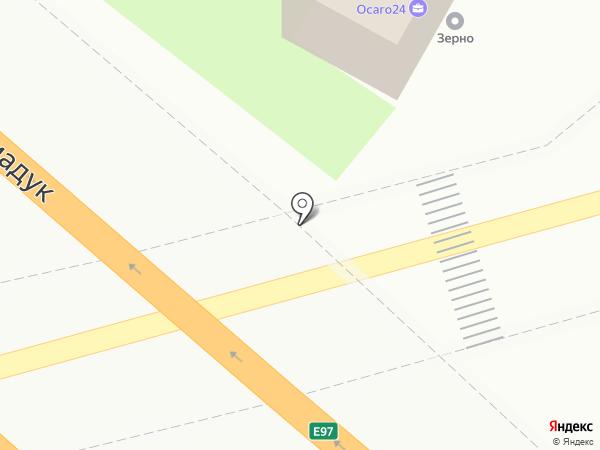Grand Auto на карте Сочи