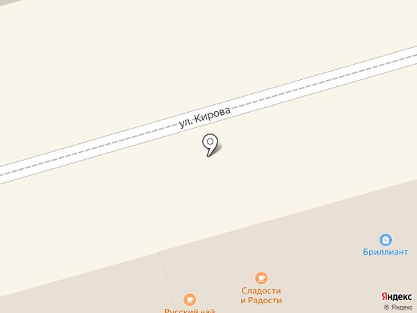 RoMarkCo на карте Ярославля