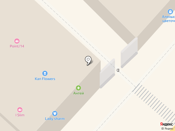 Дом быта на карте Вологды