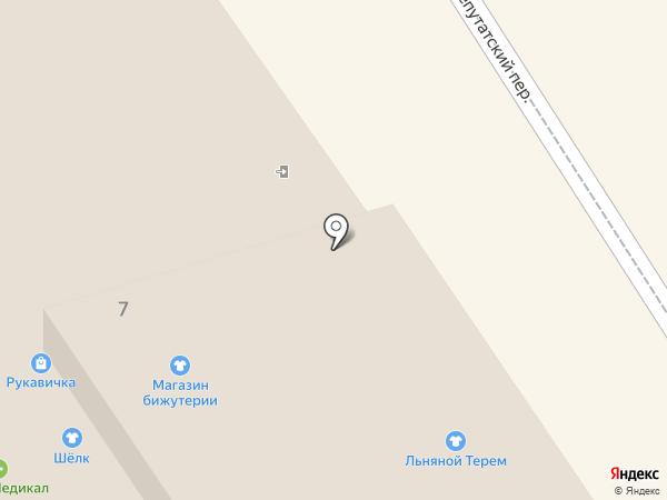 CAPULETI на карте Ярославля