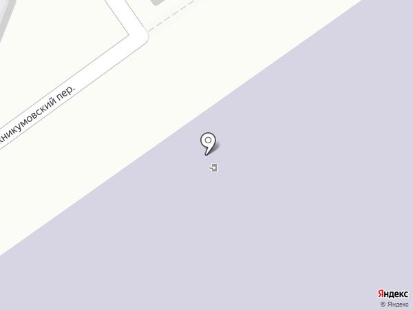 Вологодский техникум железнодорожного транспорта на карте Вологды