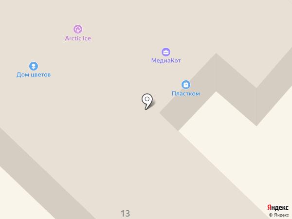 ПластКом на карте Вологды