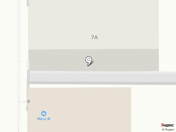 Бизнес-трансфер на карте Ярославля