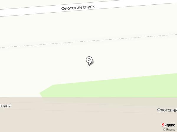 ЭКО-ру на карте Ярославля