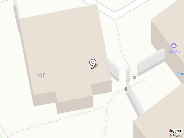 D-school на карте Ярославля
